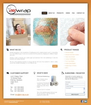 Airwrap website developer