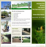 Click here to go to Alphen Tree Services