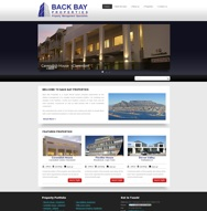 WORDPRESS WEBSITE - click here to go to http://www.backbayproperties.co.za