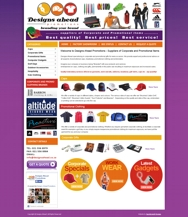 Designs Ahead Corporate Branded Items in Cape Town