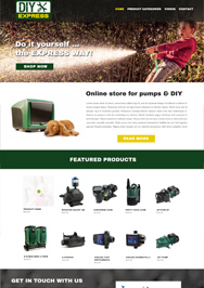 shopping eccomerce website design company cape town south africa