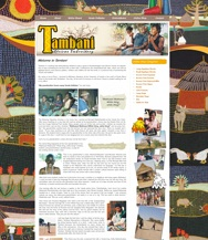 WORDPRESS WEBSITE - CLICK HERE TO GO TO TAMBANI