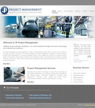 click here to go to JP Project Management